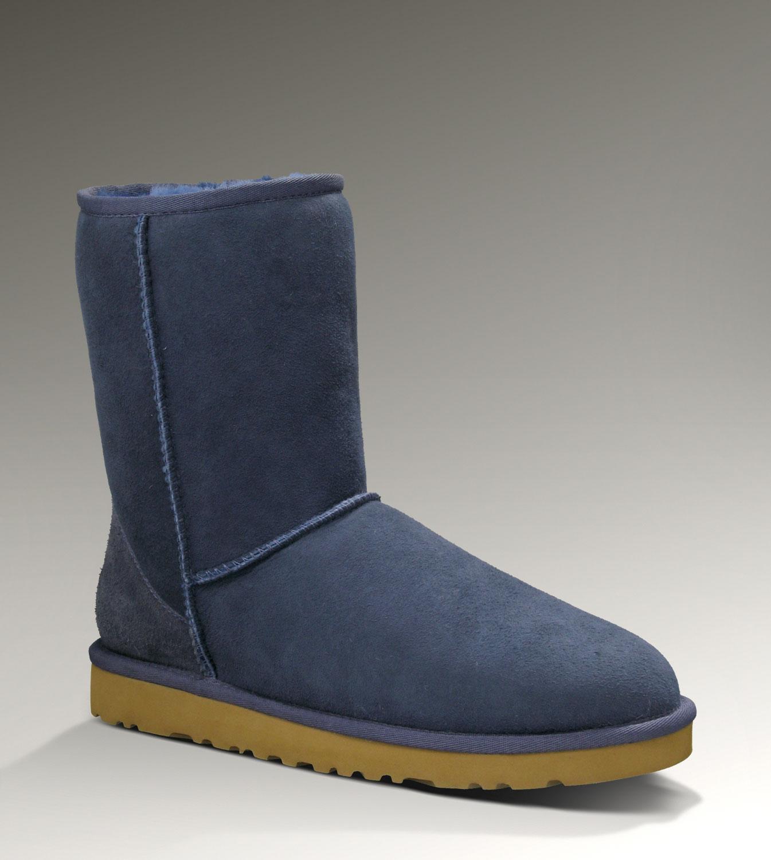 f2403565d50 UGG Classic Short Boots 5825 Grey Popular [UGG-076] - CAD107.93 ...